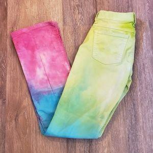 Wrangler Q BABY Tie Dyed Jean's